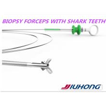Accessoires de Endsocopy! Pinces à biopsie à usage unique avec mâchoires Radial