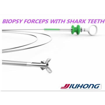 Acessórios de Endsocopy! Pinça de biopsia uso único com mandíbulas Radial