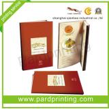 Customized Catalog/Book/ Magazine Printing (QBP-1401)