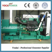 Volvo 500kw/625kVA Electric Diesel Generator with Brushless Alternator