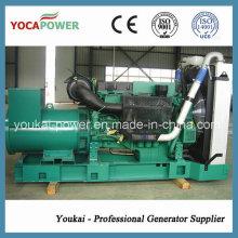 Электрический дизельный генератор Volvo 500kw / 625kVA с бесщеточным генератором