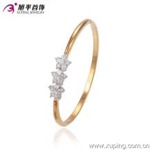 51368 xuping jonc en alliage d'or étoile de cuivre multicolore environnementale