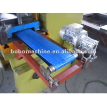 Steel coil blanking line