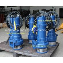 Pompe d'égout submersible de la série WQ
