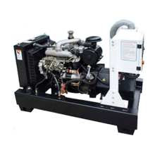 Diesel Genset Powered by Isuzu Engine