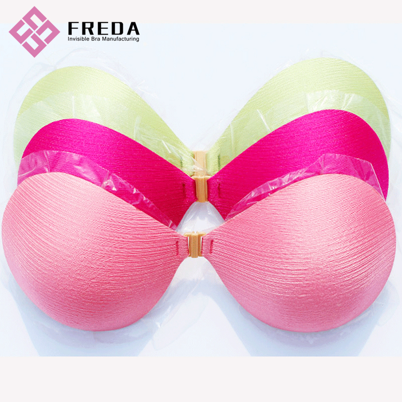 Kualitas Terbaik Sticky On Push Up Backless Bra