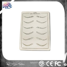 Permanent Makeup Eyebrow Practice Skin,Make up Cosmetic Tattoo Practice,Eyebrows Tattoo Practice Skin ,Fake Tattoo Practice