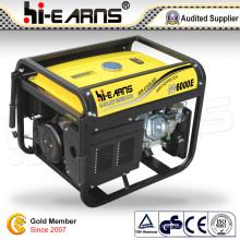 Generador de la gasolina de la emergencia 5kw (GG6000E)