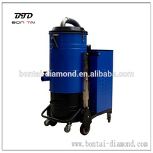 Équipement de nettoyage à sec / aspirateur industriel pour sol en béton