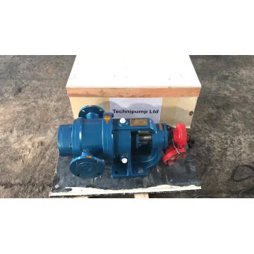NYP high viscosity thick liquid grease rotary pump