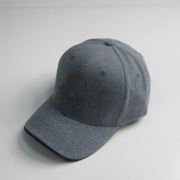 BSCI Cotton Jersey Embroidery Sport Cap