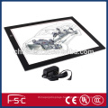 Hot sale a3 LED Slim Led tattoo tracing light box