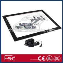 Super slim acrylic led tracing light box