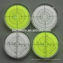 66x12mm mini round bubble level