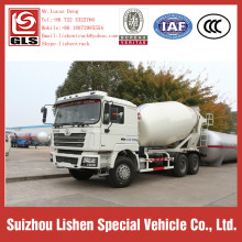6*4 Concrete Pump Truck Mixer Truck For Sale