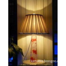 Modern Elegance Crystal Table Lamp(TL1150-Q-red)