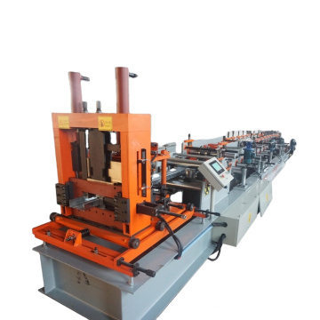 hot selling alluminum cz purling roll forming machine