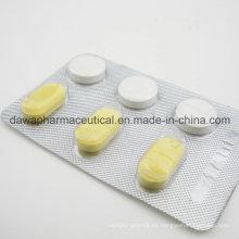 GMP estándar Antimalaria Artemisinin / Lumefantrine Tablet