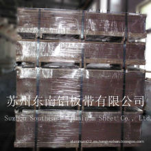 6061 t6 placa de aluminio para aviones fabricados en China
