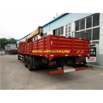 XCMG 10T 10 Camiones grúa Wheeler