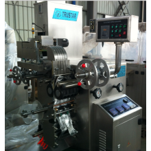 Multi-functional alu-alu strip packing machine
