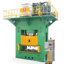 Prensa de moldeo de FRP 1500 toneladas de prensa hidráulica