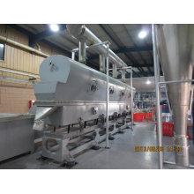 Machine plus sèche de Vibration-Fluidized de Rectilimear de série de Zdg pour le produit alimentaire