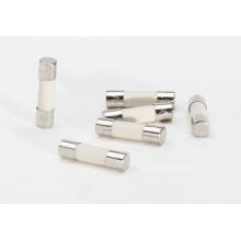 Fusível de tubo de cerâmica 5 * 20 de tempo-Lag 125V / 250V Rt2-20
