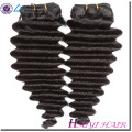 Haute Qualité 100 extension de cheveux humains Usine En Gros 9A Cheveux Indiens Vierges Crus