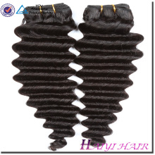 Alta Qualidade 100 extensão do cabelo humano Fábrica Atacado 9A Raw Virgin Cabelo Indiano