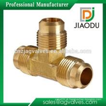 O qulity elevado eo preço do loew fabricação de Zhejiang forjou a cor de bronze amarela metric macho que encaixota o tubo de bronze para a água