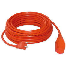 UL Approval 6-50FT 2 Conductor Sjt Extension Power Cable
