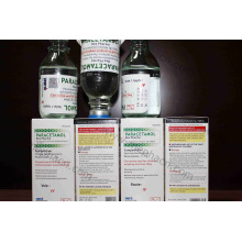 Paracetamol Infusion 1g/100ml, Paracetamol Infusion 500mg/50ml, Paracetamol Infusion in Glass Bottle, Paracetamol in Plastic Bag