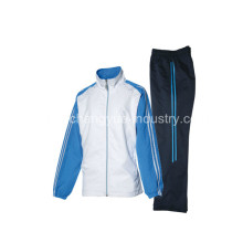 factory hot selling training sports jackets and pants with sports suits for mens good design