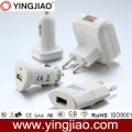 10W DC Universal USB Car Charger with Ce and RoHS