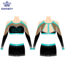 Customized cheerleading clothing for women