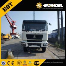 Preço da máquina do caminhão do misturador de cimento de 10m3 Shacman