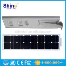 2013 Venta caliente 25W integrado infrarrojo llevado lámparas de jardín solares CE / RoHS / IP65 aprobado