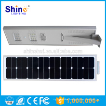 New Design Integrated Induction 25W Solar Powered Garden Lamp