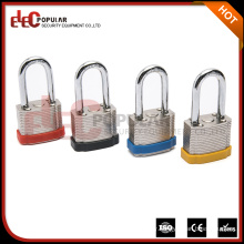 Elecpopular Hottest Products 2017 Keyed Alike Long Shackle Weatherproof Laminated Safety Padlock