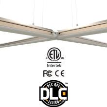 120V-277V ETL Bluetooth Remote Dimmable Combinaison libre LED Linear Light