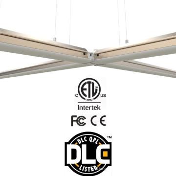 Replace T8 Dimmable 10W / 15W / 20W / 30W / 35W / 45W / 50W 1000 ~ 5000lm LED Linear Light com ETL / cETL