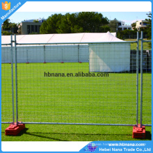Temporary Fence simple mobile security fence