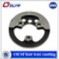 Fonte de fonderie en fonte d'acier ISO certifié OEM haute précision coulée