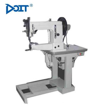 DT-205 aguja individual arriba y abajo stitich máquina de coser para los zapatos