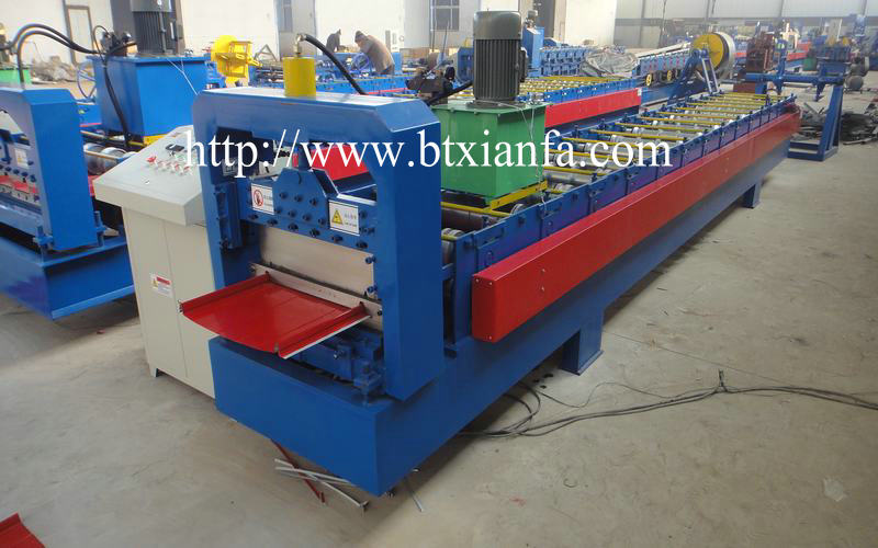 Ghana Type Roll Forming Machine