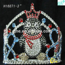 Fashion beautiful QQ phone crown