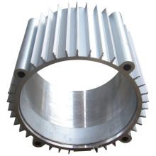 Logement de Shell de moteur de bâti en aluminium d'OEM