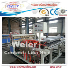 2013 high output pvc roof machine