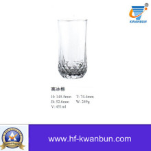 Machine Press-Blow Glass Cup Tea Cup Glassware Kb-Hn01059